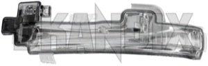 Мигач ляво огледало Volvo S60 (2011-), V60, S60XC, V60XC, S80 (2007-), V40 (2013-), V40 XC, V70 XC70 (2008-) 31402415
